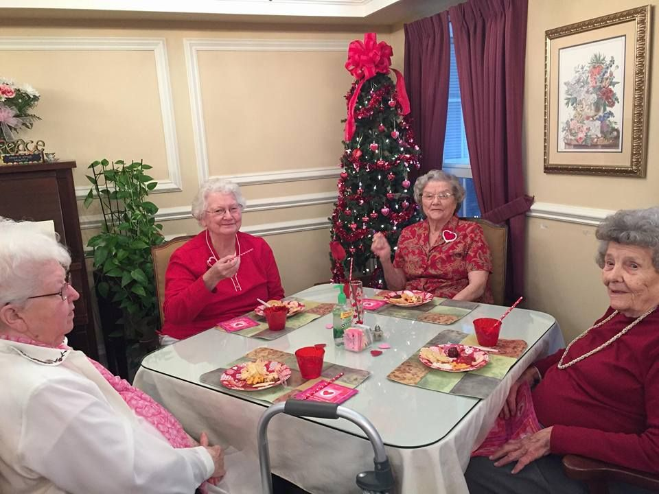 Our Residents Love Parties